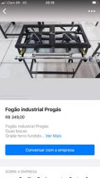 Fogão industrial