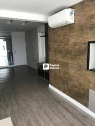 Apartamento com 2 dormitórios à venda, 65 m² por R$ 573.000 - Santo Amaro - São Paulo/SP