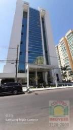 Apartamento com 3 dormitórios para alugar, 172 m² por R$ 2.200,00/mês - Jundiaí - Anápolis
