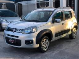 FIAT UNO 2014/2015 1.0 EVO WAY 8V FLEX 4P MANUAL