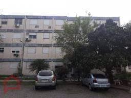 Apartamento com 3 dormitórios para alugar, 55 m² por R$ 900,00/mês - Rio Branco - São Leop