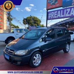 CHEVROLET ZAFIRA ELEGANCE 2.0 MPFI FLEXPOWER 8V 5P MANUAL FLEX 2009