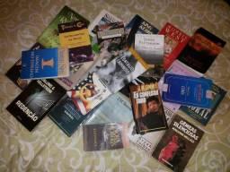 Lote de 40 livros best sellers