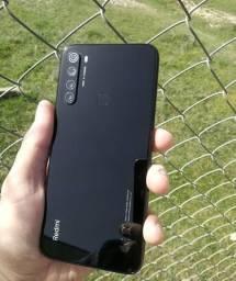 Smartphone xiaomi redmi Note 8 64GB Black versão global