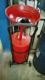 Coletador de óleo