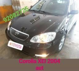 Corolla XEI 2004 automático - 2004