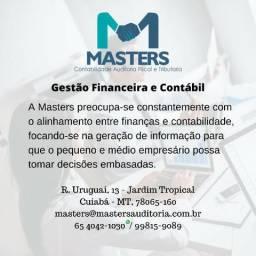 Masters Auditoria e Contabilidade - Consultoria Financeira
