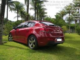 Cruze Sport6 Hatch LT 1.8 Automático 2012 com GNV - para pessoas exigentes - 2012