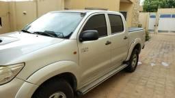 Hilux 2013 4x4 Diesel barata - 2013