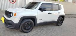 Jeep renegade 2018 flex com 20 mil km analizo troca - 2018
