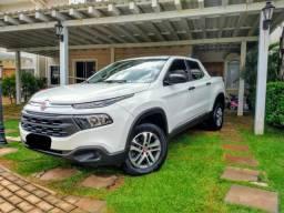 Fiat Toro automática docs pagos 2020 - 2017