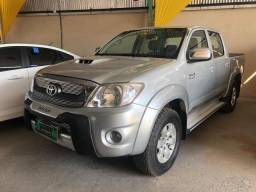 Toyota Hilux Srv Top 4x4x Diesel !veiculo repasse/ consignado - 2011