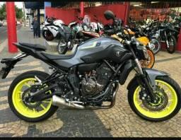 Yamaha Mt07 2018 - 2018