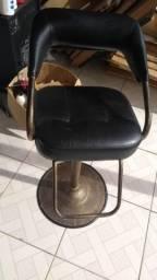 Cadeira de salao infantil