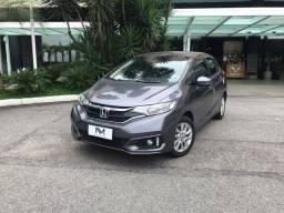 Honda Fit LX + automático + apenas 500km