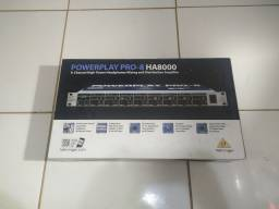 Vendo Power play pro 8  zerado