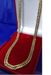 Cordão ouro 18 kilates 35 Gramas - 6 mm - 65 Cm