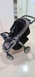 Carrinho de bebê - Chicco Bravo Trio Travel System