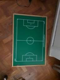 Futebol de Mesa e peças de times