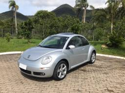 VW New Beetle 2009 c/ teto - Baixa km - Top de linha