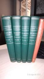 Coleção rara de Vocabulário Jurídico Plácido e Silva