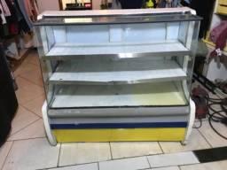 Frezzer balcão refrigerado expositor horizontal