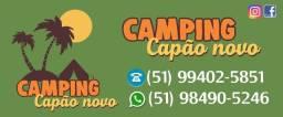 Camping - Capão Novo