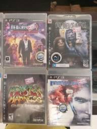 Jogos para PS3.