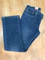 Calça jeans masculina LEVIS 559, 31 x 30