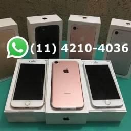 Iphone 7 Plus 128Gb Novo, aparelho de vitrini