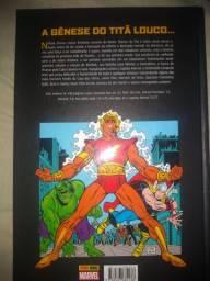 HQ A Saga de Thanos vol.1
