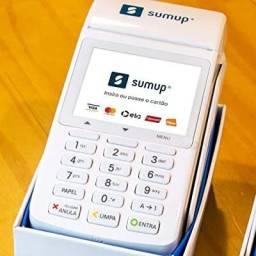 Sumup Total | Máquina de Cartão sem aluguel