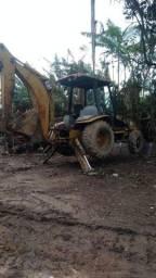 Retro Escavadeira 416D