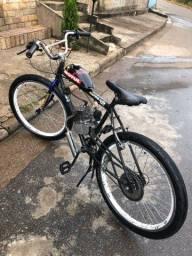 Bicicleta motorizada 4 meses