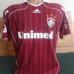 Camisa do Fluminense Grená Raríssima