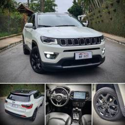 Imperdível!!! Torrando abaixo da fipe Linda Jeep Compass Limited 2018 único dono