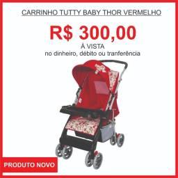 Carrinho de Bebê Thor Tutty Baby