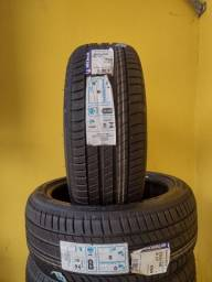 Título do anúncio: Kit 2 Pneus Michelin Primacy3 205/45 R17 88w