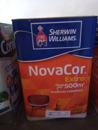 Tinta Sherwin Williams pérola 16L