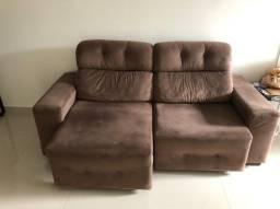 Vende-se Sofá Reclinável e Retrátil