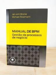 Livro: Manual de BPM Gestão de Processos de Negócio ( novo )