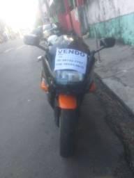 Vendo motocicleta kawasaki Ninja 1.100cc