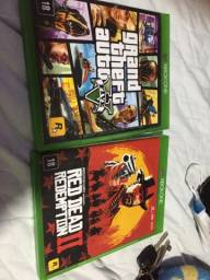 Red dead redemption 2 e GTA 5