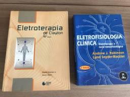 Livros de Fisioterapia (usados)