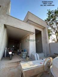 Casa com 3 dormitórios à venda, 109 m² por R$ 290.000 - Setor Caravelas - Goiânia/GO