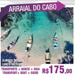 Tour Arraial do Cabo
