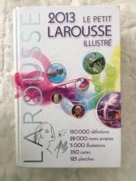Título do anúncio: Dicionário Francês - Francês Larousse 2013