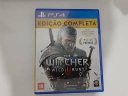 The Witcher 3 (PS4) Seminovo, super conservado