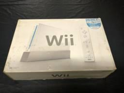 Título do anúncio: Nintendo Wii completo na caixa