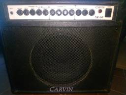 Amplificador para Guitarra Carvin SX-50 112 50 watts 2 chnl